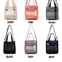 ANOTHER FRAME Casual Style Unisex Street Style 2WAY Satchels