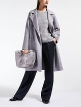 Diffusione Tessile Fur Party Style Elegant Style Shoulder Bags