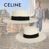 CELINE Straw Hats