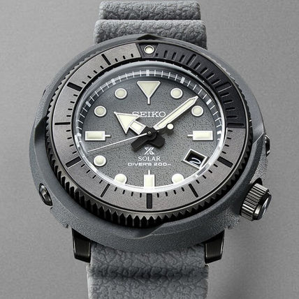 Street Style Divers Watches Oversized Military