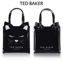TED BAKER Casual Style Office Style Elegant Style Totes