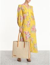 Zimmermann Casual Style Totes