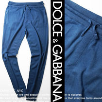 Dolce & Gabbana Tapered Pants Cashmere Tapered Pants