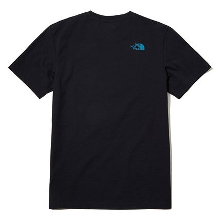 THE NORTH FACE Crew Neck Crew Neck Unisex Short Sleeves Crew Neck T-Shirts 3