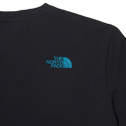 THE NORTH FACE Crew Neck Crew Neck Unisex Short Sleeves Crew Neck T-Shirts 4