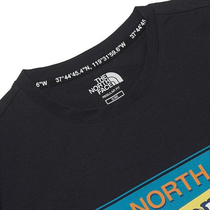 THE NORTH FACE Crew Neck Crew Neck Unisex Short Sleeves Crew Neck T-Shirts 6