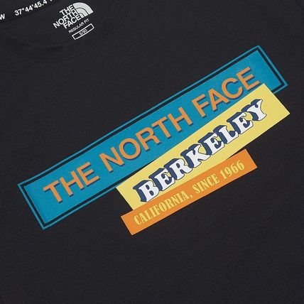 THE NORTH FACE Crew Neck Crew Neck Unisex Short Sleeves Crew Neck T-Shirts 7