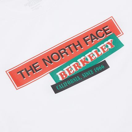 THE NORTH FACE Crew Neck Crew Neck Unisex Short Sleeves Crew Neck T-Shirts 10
