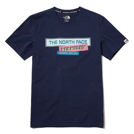 THE NORTH FACE Crew Neck Crew Neck Unisex Short Sleeves Crew Neck T-Shirts 14