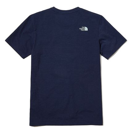 THE NORTH FACE Crew Neck Crew Neck Unisex Short Sleeves Crew Neck T-Shirts 15