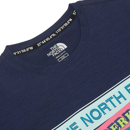 THE NORTH FACE Crew Neck Crew Neck Unisex Short Sleeves Crew Neck T-Shirts 16