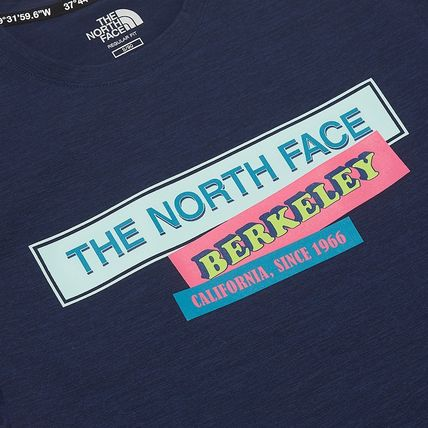 THE NORTH FACE Crew Neck Crew Neck Unisex Short Sleeves Crew Neck T-Shirts 17