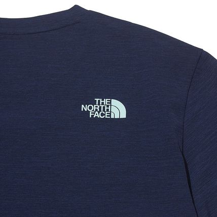THE NORTH FACE Crew Neck Crew Neck Unisex Short Sleeves Crew Neck T-Shirts 19