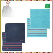 Paul Smith Stripes Plain Cotton Handkerchief
