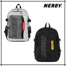 NERDY Casual Style Unisex A4 Satchels