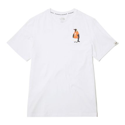 THE NORTH FACE More T-Shirts Unisex Short Sleeves Outdoor T-Shirts 7