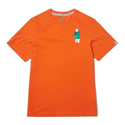 THE NORTH FACE More T-Shirts Unisex Short Sleeves Outdoor T-Shirts 17