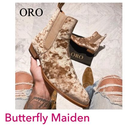 ORO LOS ANGELES More Boots Plain Boots 3