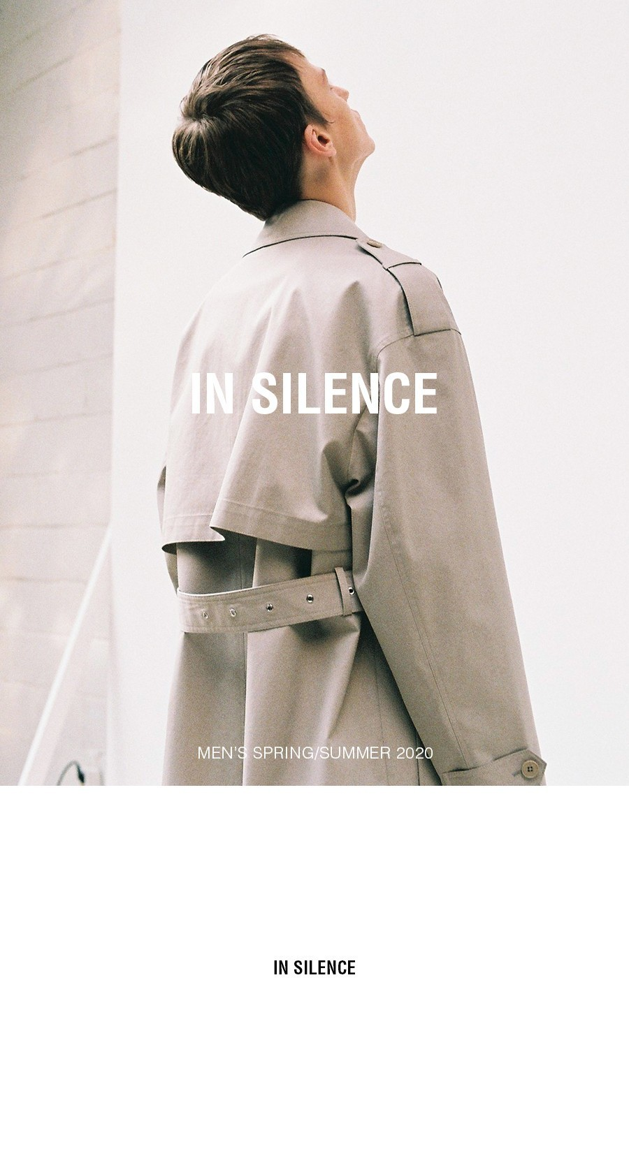 shop in silence clothing
