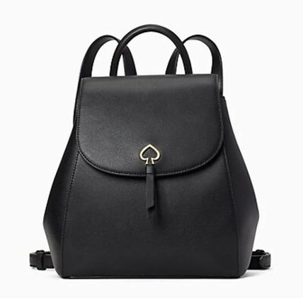 kate spade new york Casual Style Plain Backpacks