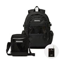 NEIKIDNIS Casual Style Street Style Collaboration Bag in Bag A4 Plain