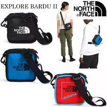 THE NORTH FACE Unisex Street Style Plain Shoulder Bags
