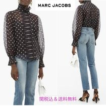 MARC JACOBS Silk Long Sleeves Shirts & Blouses