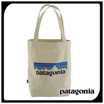 Patagonia Casual Style Unisex Plain Totes