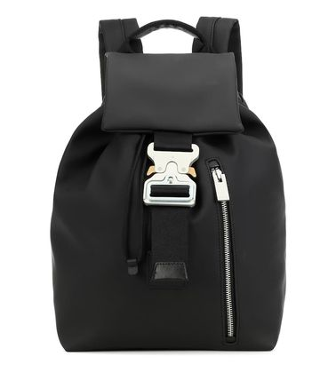 A4 2WAY Plain Backpacks