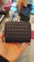 CELINE Leather Coin Cases