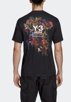 Y-3 More T-Shirts Street Style T-Shirts 4
