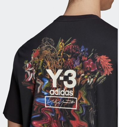 Y-3 More T-Shirts Street Style T-Shirts 7