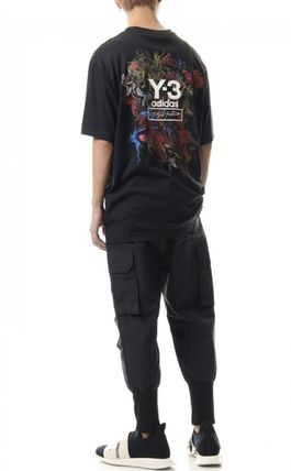 Y-3 More T-Shirts Street Style T-Shirts 8