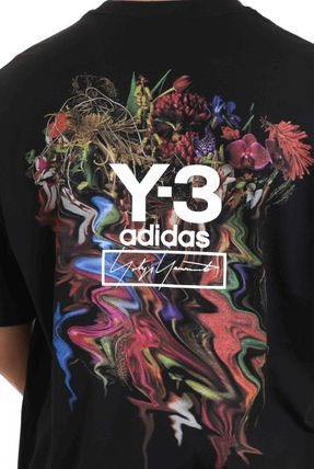 Y-3 More T-Shirts Street Style T-Shirts 10