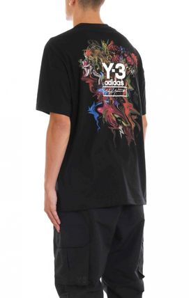 Y-3 More T-Shirts Street Style T-Shirts 11