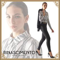 Rinascimento Casual Style Long Sleeves Medium Party Style Office Style