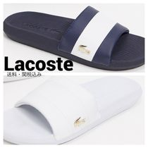 LACOSTE Unisex Street Style Sport Sandals Shower Shoes Shoes