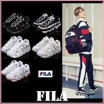FILA Unisex Street Style Collaboration Home Party Ideas