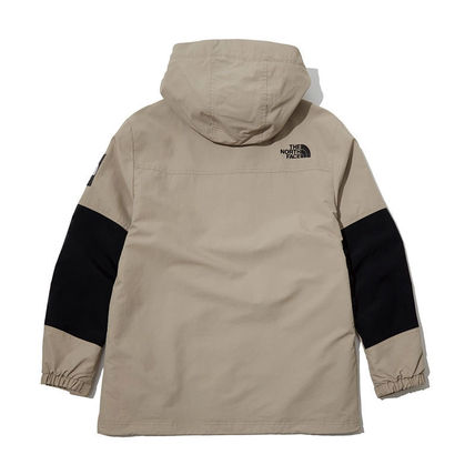 THE NORTH FACE Hoodies Unisex Street Style Long Sleeves Plain Logo Hoodies 6