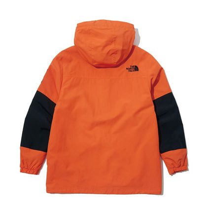 THE NORTH FACE Hoodies Unisex Street Style Long Sleeves Plain Logo Hoodies 12