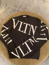 VALENTINO VLTN Long Sleeves Sweaters