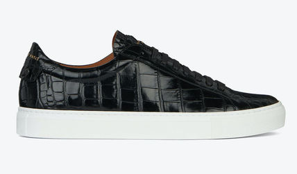 GIVENCHY Street Style Other Animal Patterns Sneakers