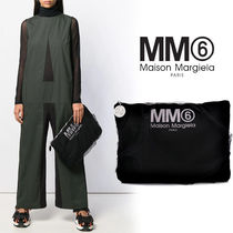 MM6 Maison Margiela Casual Style Blended Fabrics Street Style Party Style