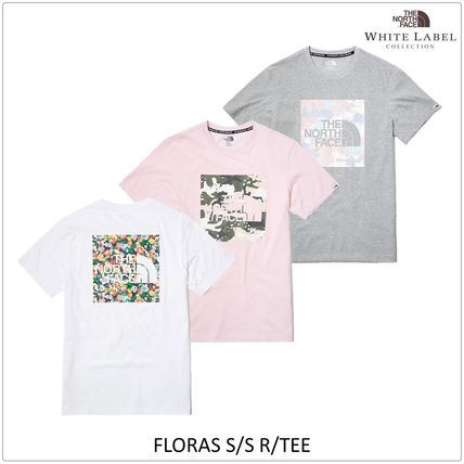 THE NORTH FACE More T-Shirts Unisex Short Sleeves Outdoor T-Shirts