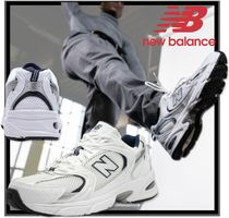 New Balance Casual Style Unisex Low-Top Sneakers