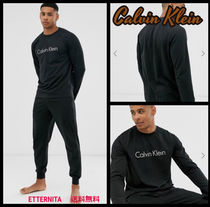 Calvin Klein Plain Cotton Lounge & Sleepwear