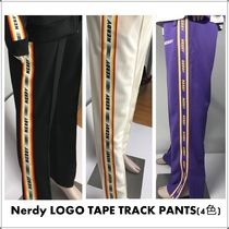 NERDY NERDY Unisex Oversized pants  k-pop idol love this