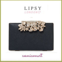 Lipsy 2WAY Chain Plain Party Style Bridal Party Bags