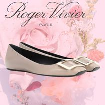 Roger Vivier With Jewels Bridal Ballet Shoes