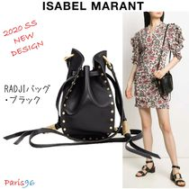 Isabel Marant RADJA Casual Style Suede Party Style Office Style Elegant Style